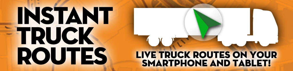 Truck Gps App >> Truck Gps Navivation App For Android And Iphone